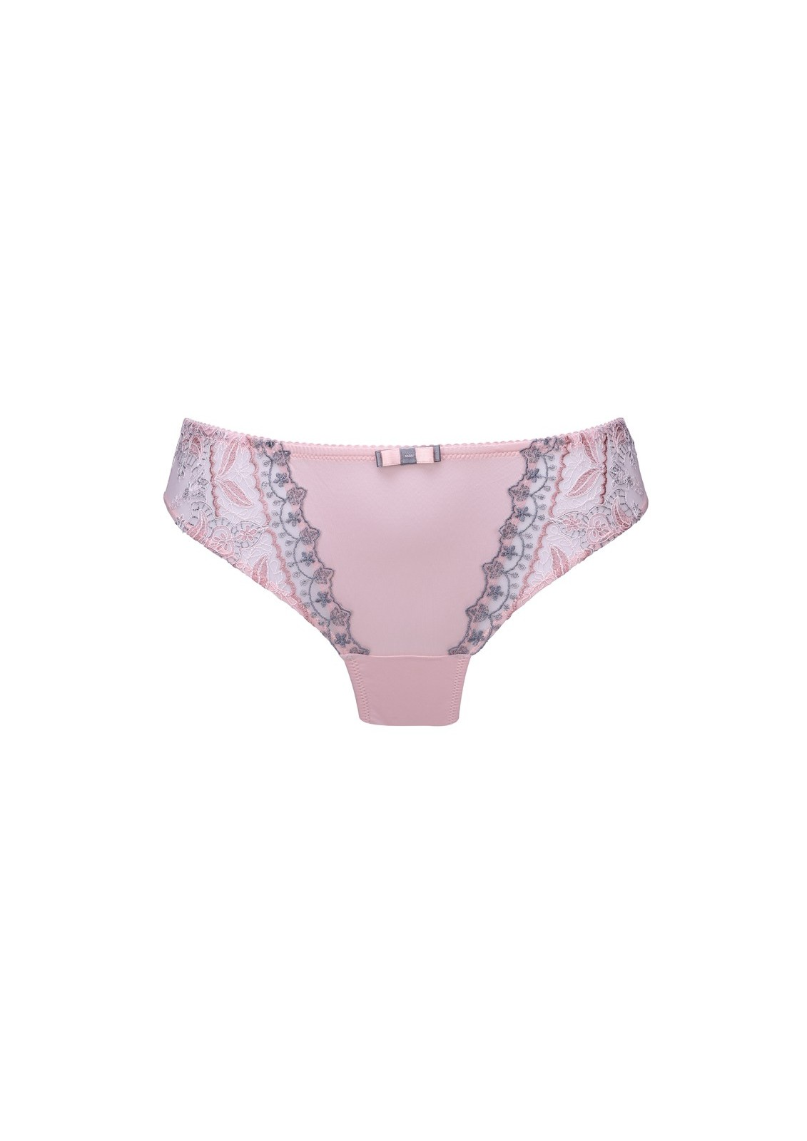 Tanga Holly M300 pudrowy Samanta Lingerie