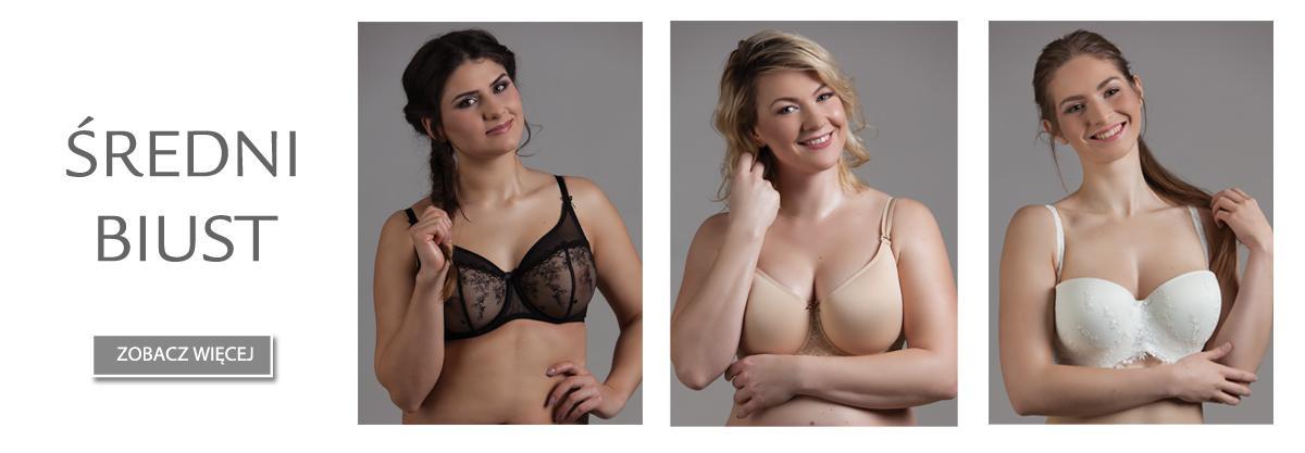 Przewodnik po modelach - średni biust